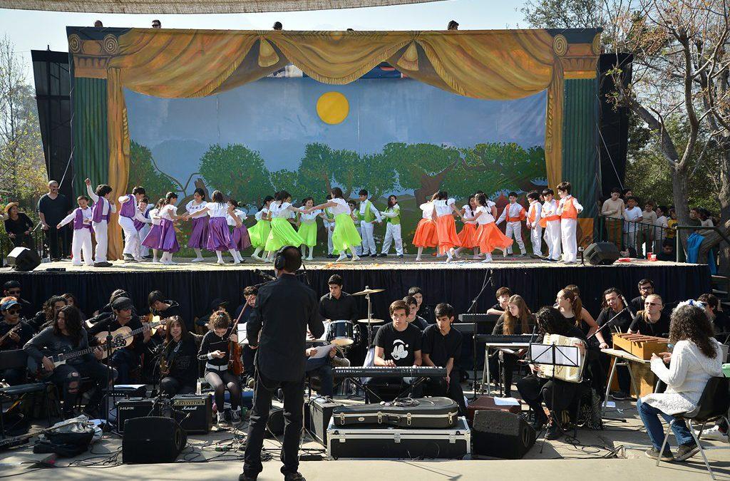 Autismo y actos de Fiestas Patrias: ¡Es posible!