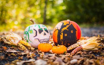 ¿Porqué es terrorífico Halloween para los niños autistas?